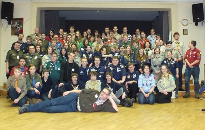 2013.03 Scout Net