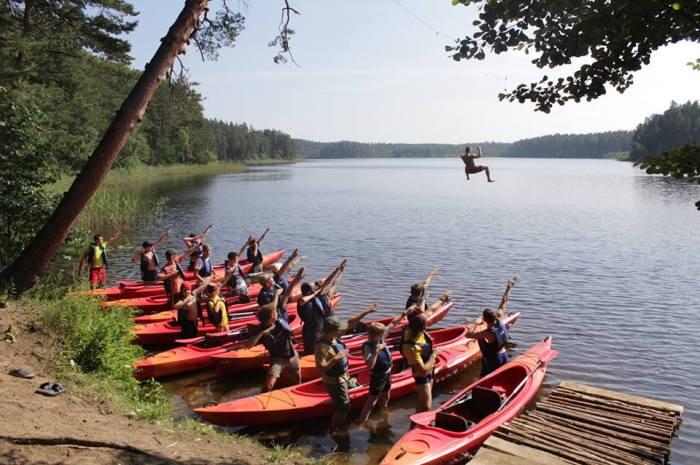 2013.09 ZHPnL oboz Bialych Wilkow