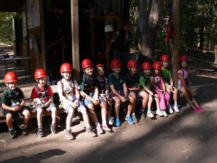 2013.10 - Aus Tree Tops Adventure Park 1