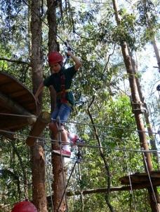 2013.10 - Aus Tree Tops Adventure Park 2