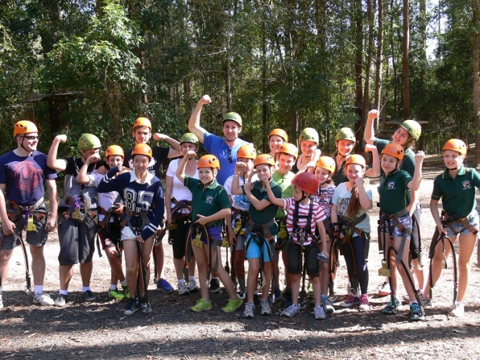 2013.10 - Aus Tree Tops Adventure Park 4