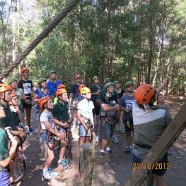 2013.10 - Aus Tree Tops Adventure Park 8