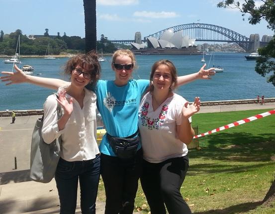 2014.01 Sydney wedrówka
