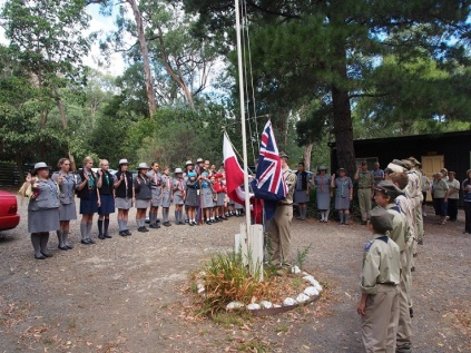 2014.02 Australia - DMB apel na zakonczenie 2014