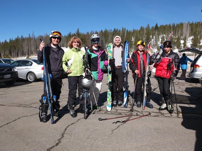 2014.03 biwak narciarski - 1