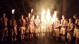 2014.09 Obóz 2ki_Apel poleglych