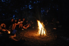 2014.09 Obóz 2ki_ognisko