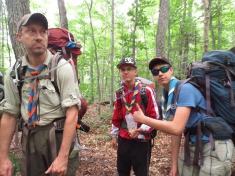 2014.09 Obóz Klasztor1 - Mmmmm, Trailmix!
