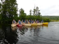 2014.09 Obóz Klasztor8 - przygotowanie na wypływ