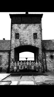 2014.11 HufWroclaw - Auschwitz