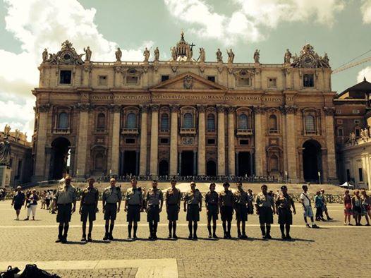 2014.11 HufWroclaw - Rzym