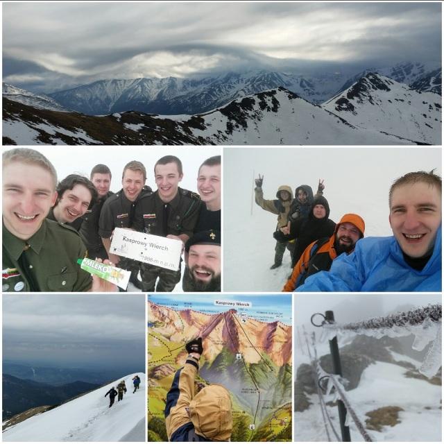 2015.05 ZHPnL W górach!