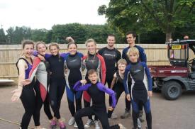 2015.09 Phronesis- Przygotowani na wodny sport!