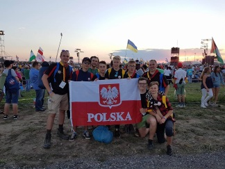 2016.08 Swiatowe Dni Mlodziezy - Hufiec Wroclaw 3