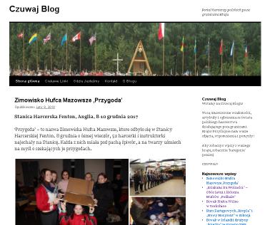 czuwajblog_screenshot