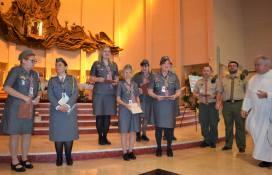 O. Organizatorzy Adastry z Hufca Podhale USA