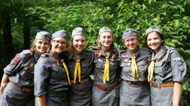 żółty kolor - ulubiony dhny Pelagii - obóz KORZENIE 2018